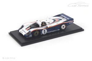 Porsche 956 L Winner 24h Le Mans 1982 Bell/Ickx Spark 1:43 43LM82