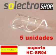 5x Soporte para HC-SR04 Sensor Ultrasonidos Arduino Módulo Medidor De Distancia