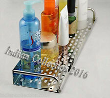 Shelf Storage 15inch Rack Bathroom Stainless Steel, Paste Brush Shampu holder