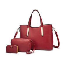 Three Pieces Sets Women Bags - Red (CFG041209)