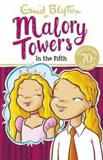 In the Fifth: Book 5 (Malory Towers) by Blyton, Enid Book The Fast Free Shipping