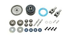 Mugen H.T. Front / Rear Differential Set 44T: X7R/E/MGT/E - MUGE2244