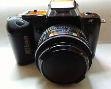 Nikon N4004  auto and  focus film SLR camera with Nikor 35-70mm  3.3-4.5 lens