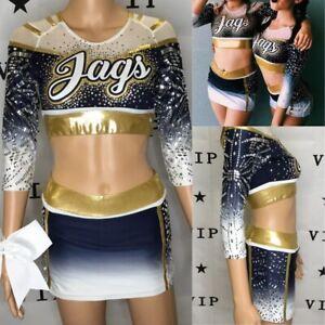 Cheerleading Uniform  Allstar Jags Rebel Athletics