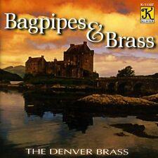 Denver Brass - Bagpipes & Brass [New CD]