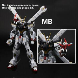 For Bandai RG MG MB Gundam CROSSBONE GUNDAM X-1 X1 X2 X3  Pirate Bird model kit