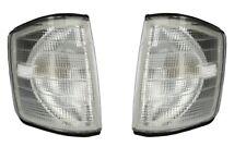 Mercedes Benz W201/190E 1982-1993  Corner Lamp Turn Signal Left+Right Depo