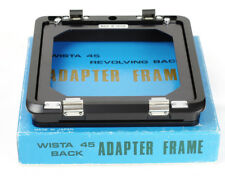 Wista 45 Adapter Frame Revolving Back