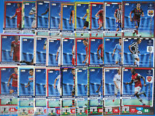 # ADRENALYN XL CHAMPIONS 2013-14 FANS FAVOURITE -Figurina-Sticker- FULL SET