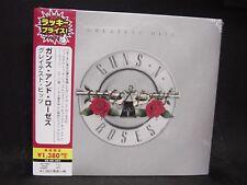 GUNS N' ROSES Greatest Hits JAPAN CD L.A.Guns Slash Izzy Stradlin Dead Daisies