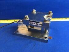 METTLER TOLEDO 0958 FLEXMOUNT WEIGH MODULE SEMI FIXED PIN W/ MODEL 745 LOAD CELL