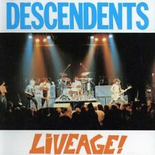 Descendents - Liveage [New CD]