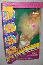 #6244 NRFB Vintage Creata Flower Princess Instant Fashion Changes Doll