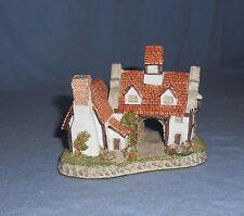 David Winter John Hine Ltd Cottage 1985 The Schoolhouse England w/Box Free Ship