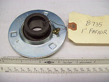 "Bearing - Fafnir 1"" Flanged with Locking Collar (B735)"