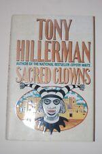 Tony Hillerman  Sacred Clowns Hard cover book