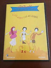 BELLA DURMIENTE & LOS DOS HERMANOS VOL 6 - UN PAIS DE CUENTOS DVD SLIMCASE 55MIN