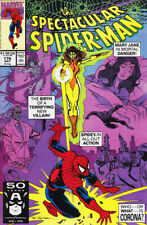 Spectacular Spider-man #176 ( 1st app of Corona )