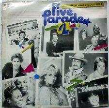AA.VV. FIVE PARADE 2 I FORTISSIMI DI MEDIASET SIGLE TV LP 1985 FIVE ITALI SEALED