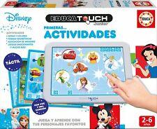 Educa Touch Junior Disney Primeras Actividades Educativas