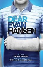 Dear Evan Hansen (TCG) by Steven Levenson (Paperback, 2017)