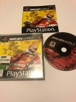 😍 jeu playstation 1 ps1 ps2 ps3 pal fr complet ducati world ducatiworld notice