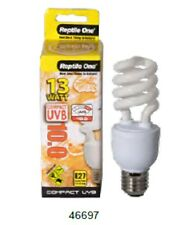 Reptile One Compact UVB Bulb 13w UVB 10.0 E27 Fitting 46697