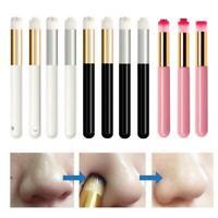 1pcs Professional Eyelash Cleaning Brush Eyebrow Nose Blackhead Cleaning Brush