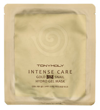 TONYMOLY Intense Care Snail Gold 24k Hydrogel Mask - 1 Mask - 1.6 oz.