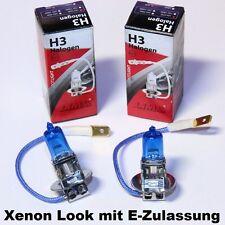 2 x LIMA H3 Xenon Look 24V LKW 70W Halogen Lampe SUPER WEISS Werkstatt Angebot