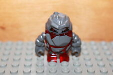 Lego Power Miners - Kristall Monster Meltrox Figur in rot Neon aus Set 8957