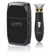 Common Wealth Finishing Kit Pro Cordless Shaver Skeleton Outliner Hair Trimmer