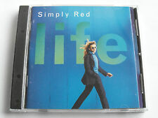 Simply Red - Life  (CD Album) Used very good