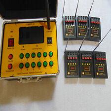 Bilusocn+24 Cues Fireworks Firing System remote Control program 400M distance
