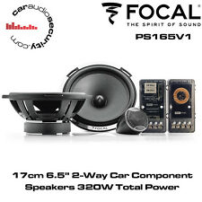 "Focal PS165V1 -  17cm 6.5"" 2-Way Car Component Speakers 320W Total Power"