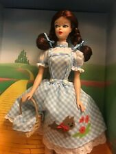 The Wizard of Oz Dorothy 2010 Barbie Doll, In Box, Pink Label