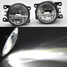 2x Bright LED cree Projector BUMPER DRIVING FOG LIGHT FOR Ford Focus 2007-2013