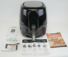 Power Air Fryer Elite 5.5-qt 6-in-1 Digital Air Fryer w/Cake Pan GLA-716