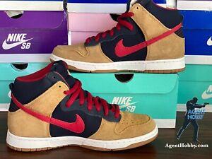 "Nike Dunk High Premium SB ""Reese Forbes Papa Bear"" 9.5 Dunks Rare Black Box Pro"