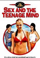 SEX AND THE TEENAGE MIND (NEW DVD)ALLISON LANGE,DONALD L. GOLD,JAY MICHAEL FERGU