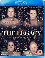 The Legacy Stagioni 1 A 3 Collezione Completa Blu-Ray Nuovo (FCD1530)