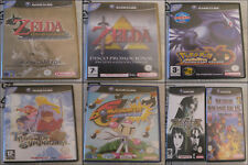 Juegos Nintendo GameCube Tales of Symphonia Legend of Zelda Collector's PAL ESP