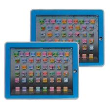 YPAD Multimedia Learning Computer Toy Tool for Kids Machine (Blue) Set of 2