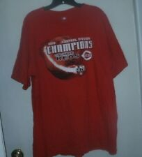 2010 GENUINE  MLB  CINCINNATI REDS CENTRAL CHAMPIONS' T-SHIRT' SIZE X-LARGE