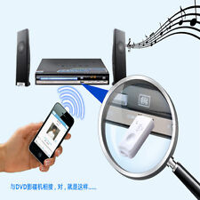 Newly Bluetooth Music Streaming USB Stereo Car Wireless Audio Receiver Adapter