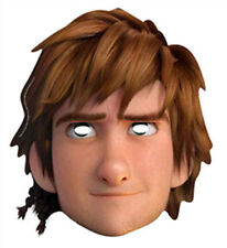 Hiccup - How To Train Your Dragon 2 Viking Official  Single Card Party Face Mask