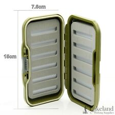 Waterproof Fly Box - Suitable for Trout, Rainbow Trout and Salmon Fishing Flies
