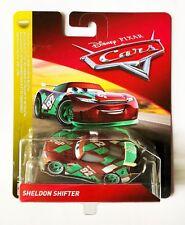 Disney Pixar Cars 3 SHELDON SHIFTER #92 Sputter Stop 1:55 Metal Diecast New