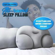 1* All-Round Sleep Pillows Egg Sleeper Memory Foam Soft Orthopedic Neck Pillows