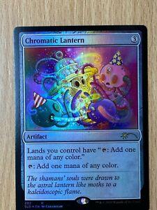 Chromatic Lantern (Foil) - Secret Lair (Magic/MTG) Near mint